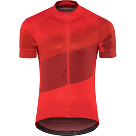 Giro Chrono Sport Trikot Herren bright red terrace